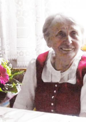Portrait von Eckerstorfer Margareta