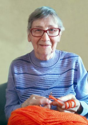 Portrait von Heuberger Rosa