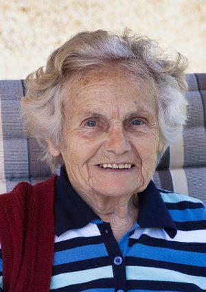 Portrait von Holzweber Rosa
