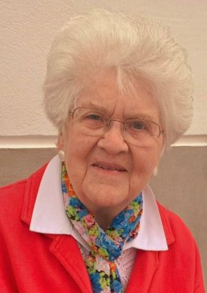Portrait von Kamptner Frieda