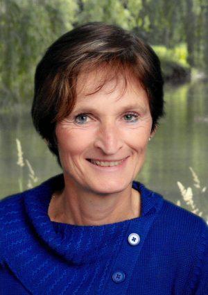 Portrait von Krieger Angelika Irene