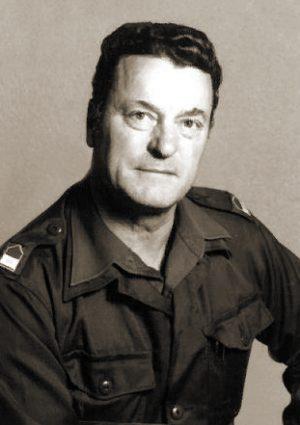 Portrait von Lange Anton