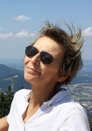 Portrait von Mugrauer Karin