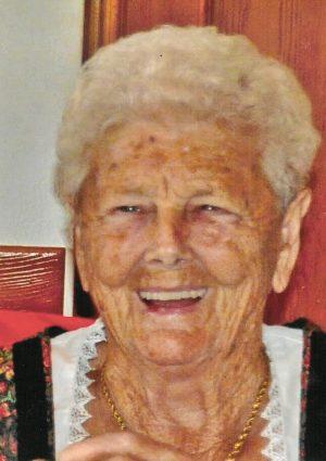 Portrait von Niedermayr Margareta