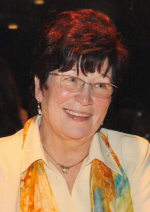 Portrait von Stoiber Martha